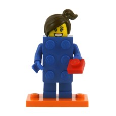 Col18, Brick Suit Girl