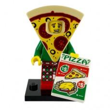 Col19, Pizza Costume Guy