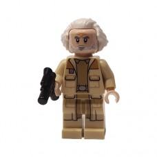 Star Wars General Jan Dodonna