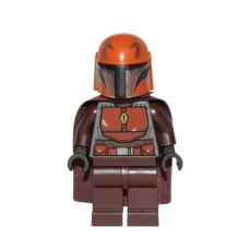 Star Wars Mandalorian Tribe Warrior