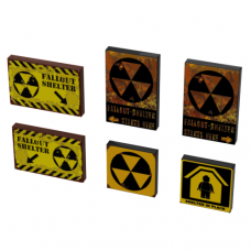 Fallout shelter pack