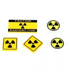 Radioactive pack