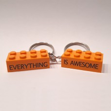 LEGO obesek Everything is awesome