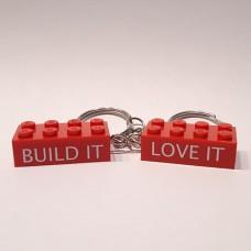 LEGO obesek Build It - Love It