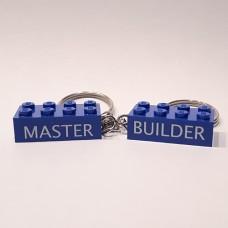 LEGO obesek Master Builder