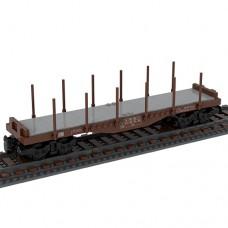 Tovorni vagon Rmms 663 DB