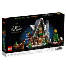 LEGO 10275 Vilinska klubska hišica