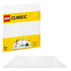 Osnovna plošča bela 32x32