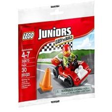 LEGO Juniors 30473 tekmovalni avto