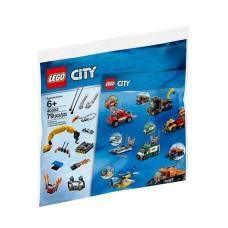 LEGO City 40303 Komplet dodatkov za vozila