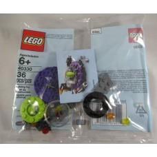 LEGO UFO Mini Build Set 40330 Vesoljček